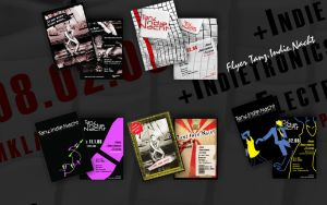 Flyer Layouts 1 by B3Ns