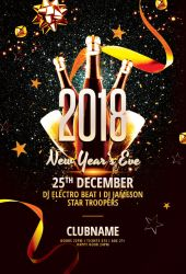 New Year Flyer by styleWish