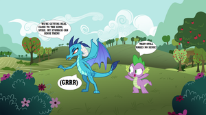 How Does Ember's Stomach Work by Eli-J-Brony