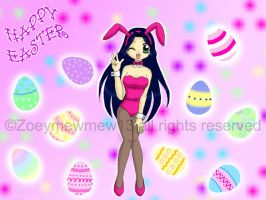 Happy Easter by zoeymewmew13