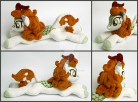 Autumn Blaze. by GingerAle2016
