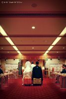 Japanese Shinto Wedding by WindyLife