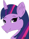 Twilight Sparkle MLP by ArtisticFangirl7