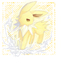 .Jolteon by Effier-sxy
