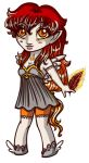 Birthday: Humanoid Fable Tails by elila