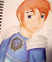 ninjago Jay by sammiethehedgehog13