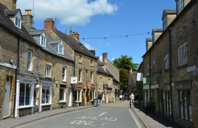 Church Street, Stow-on-the-Wold by Irondoors