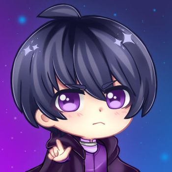 Icon chibi commission [!] by Cure-Rainbow