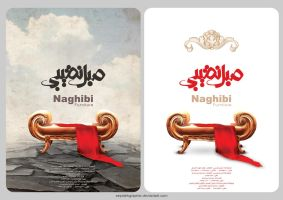 Naghibi furniture by Sepinik