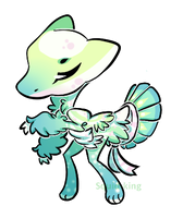 COM   Green Floof by Squid-King