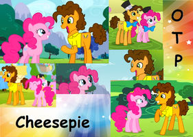 Cheesepie OTP! by Infogirl101