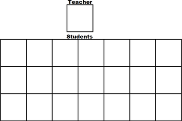 Teacher and students template by arvinsharifzadeh