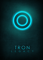 Tron Poster by eugenio1