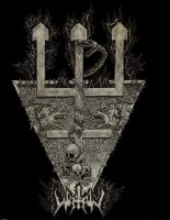 Watain trident by Skandinav666
