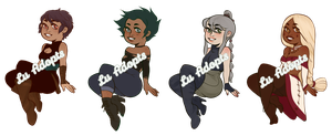 [1/4 REDUCED PRICE] Adopt Batch by LuAdopts
