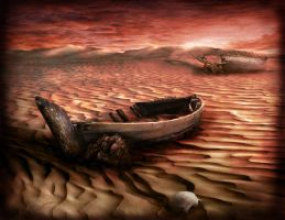 Scorched Earth by Alisha-Mordicae