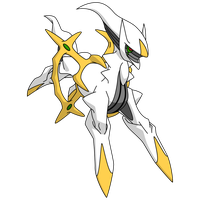 Arceus 2 by SpacetimePSD