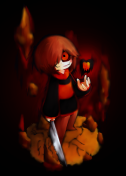 Epic Chara by Williams1505