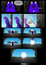 The End of Eternity Chapter 1- Page 7 by MysticMoonChamu