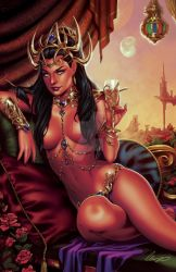 Dejah Thoris 0 2nd version by Elias-Chatzoudis