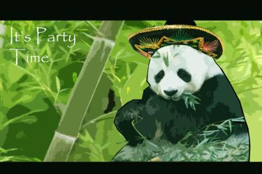 Panda Paper: Party time by Video320