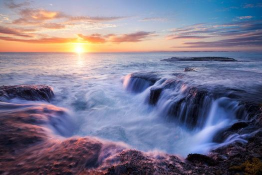 Overberg Dawn by hougaard