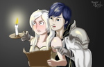 SS - Robin X Chrom by athorment