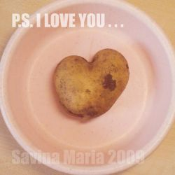 P.S. I love you... by Marsulu