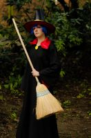 Legend of Zelda Cosplay: Irene the Witch by BlueberryVine