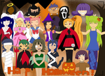 CE: Halloween Picture by LittleMissTerra-chan