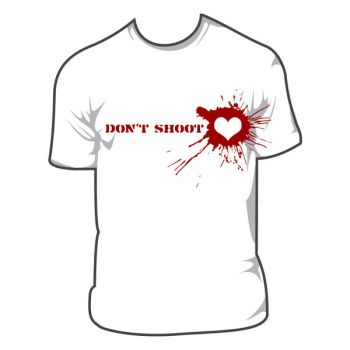 Don't Shoot by savianty
