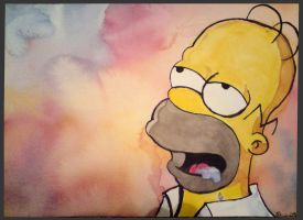 Homer by Cold-Mountains