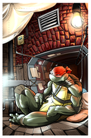Raph - Downtime by RuncimanConcepts