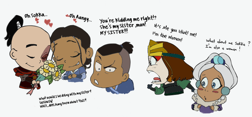 Sokka ,You Are So Dead Now by veridical-dream