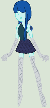 Cobweb Turquoise ADOPT by enviousemisarry