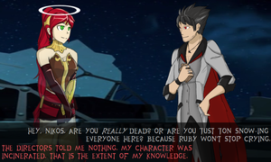 RWBY - You Know Nothing by Lightning-in-my-Hand
