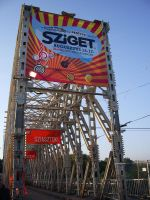 Sziget Festival Entrance by A-mieke