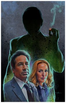 The X-Files by CValenzuela