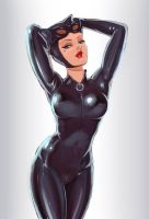 Catwoman by shed2602