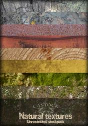 Natural textures by CAStock