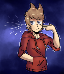 tord from eddsworld owo by devyskaaa