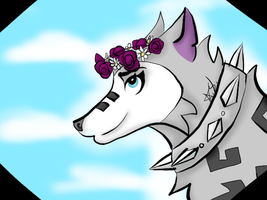 One of My Friends in Animal Jam by KkandyKrystals
