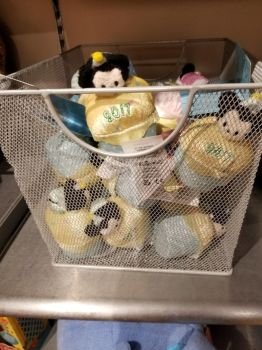 Mickey And Minnie 2017 Tsum Tsum by Mileymouse101