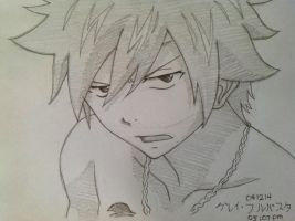 Gray Fullbuster 2014 by imfayetastic