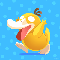 PKMN - Psyduck by Versiris