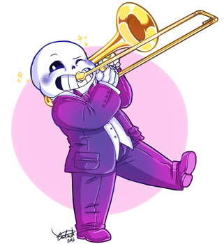tromBONEing by Sweedles