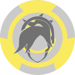 Overwatch Mercy Icon by asm2019