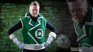 Guy Gardner by bryanhumphrey