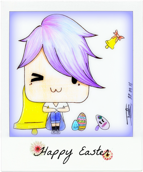 Happy-Easter-By-MikuIvalis by MikuIvalis