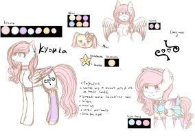 Kyouka Ref by wolfdrawing2